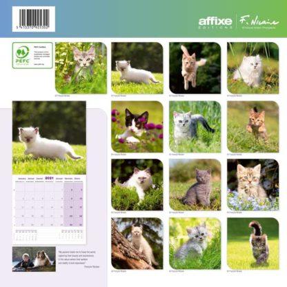 Calendrier Kittens 2021