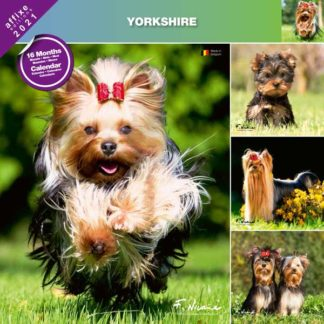 Calendrier Yorkshire 2021